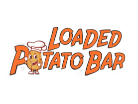 loaded potato bar