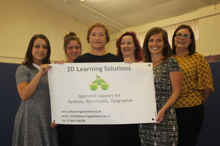 Meet our team of Dyslexia specialists