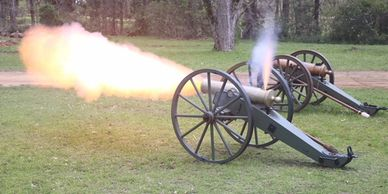 Civil War Confederate 6lb Mountain Howitzer