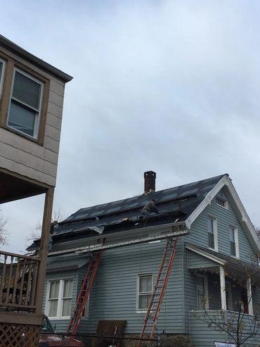 Scepanski Roofing Roofing Chimneys Gutters Painting