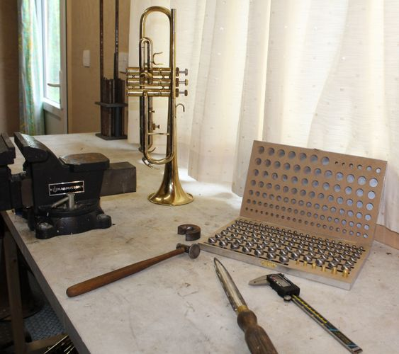 Brass Repairs, Sales and Rentals - West London Brass Repairs