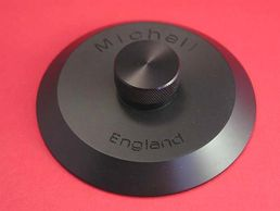Michell Engineering Black Record Clamp
