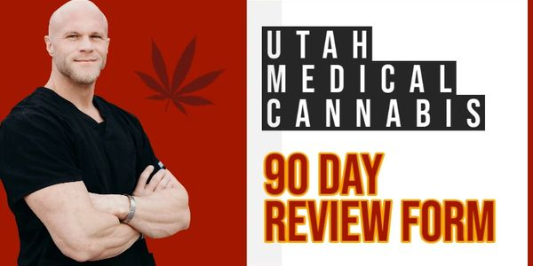 Complete this online form for you 90 day cannabis card renewal. Proceed to the Utah EVS system and c