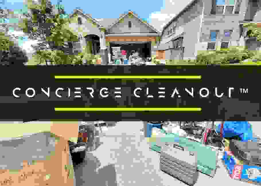 Concierge garage cleanout