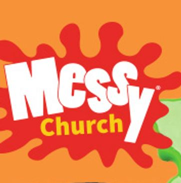 Messy Church at St Mary's Church in Northiam