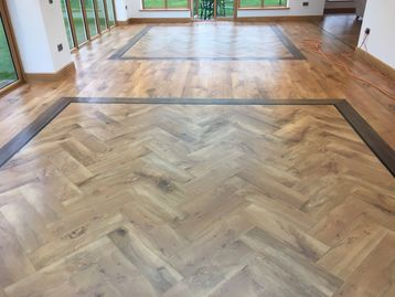 Amtico Cleaning Restoration - School Aycliffe, County Durham
