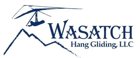 Welcome to Wings Over Wasatch Hang Gliding, LLC