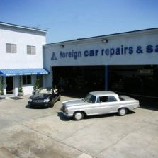 Inglewood Mercedes and BMW repair