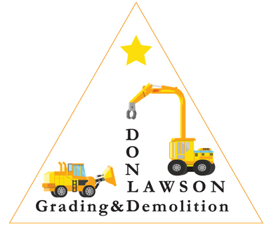 Don Lawson Demolition, Grading Driveways