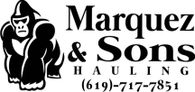 Marquez and Sons Hauling and Construction