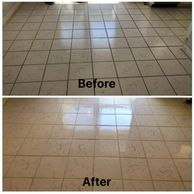 Tile and grout cleaning santa barbara