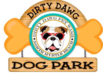 "Click on the ""Dirty Dawg  Dog Park"" sign above to learn more about their location and hours."
