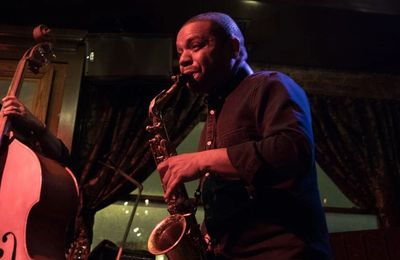 Saxophonist Herb Scott featured in the Washington Post
