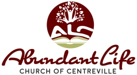 Abundant Life Church of Centreville