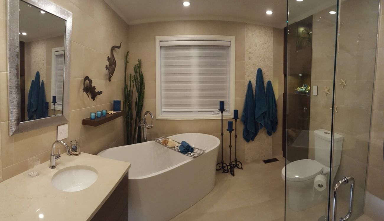 Aroma Bathroom