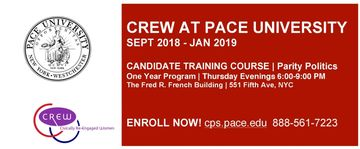 Candidate Training Course at Pace University