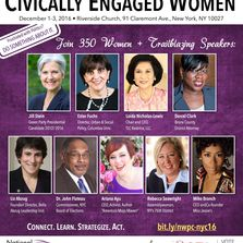 The NYS State Conference For Civically Engaged Women
