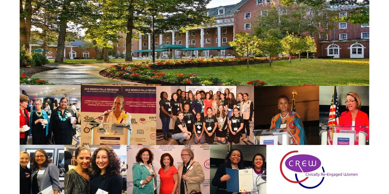 2019 Seneca Falls Revisited Conference & Retreat at the Gideon Putnam Hotel