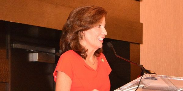 New York Lieutenant Governor, Kathy Hochul welcome address at the Seneca Falls Revisited Conference