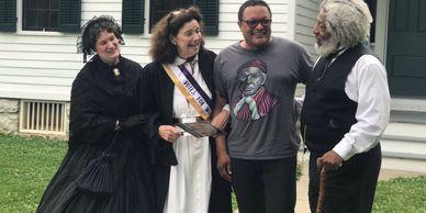 Seneca Falls Revisited - 2018 | C R E W  [Civically Re