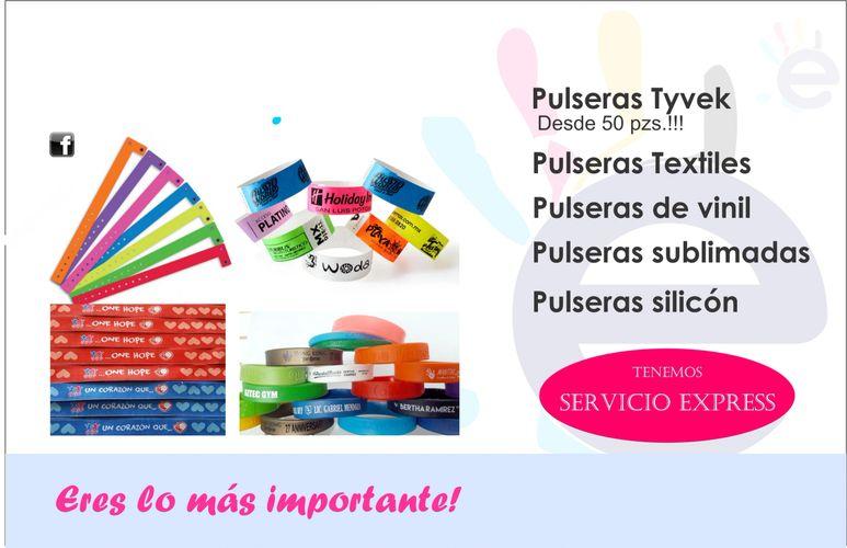 8ac1eb908f02 Venta de pulseras publicitarias y números para carreras en Tijuana ...
