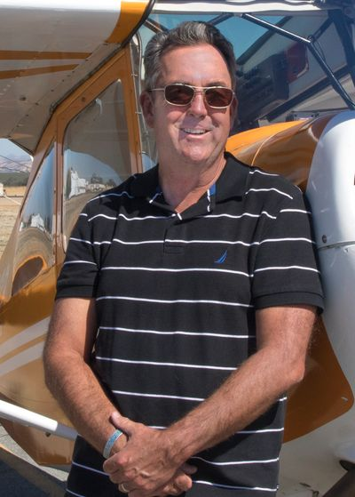 Flight Instructor, CFI, CFII, Tailwheel, Paso Robles, CA