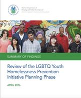 Review of cross-sector collaborations that seek to prevent LGBTQ youth homelessness.