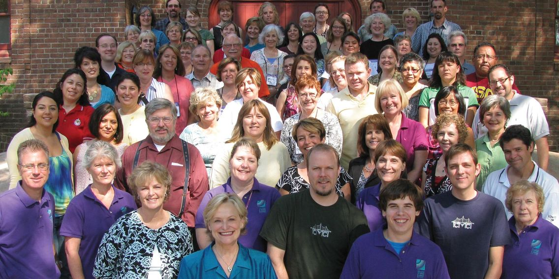 Education for the Future group photo