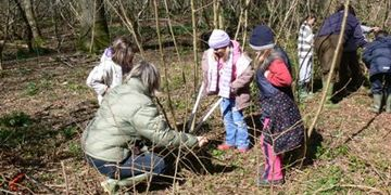 Coppice Day
