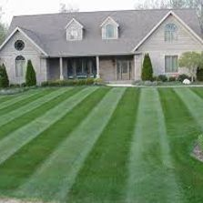 Lawn Care Stripes In Marion, IL