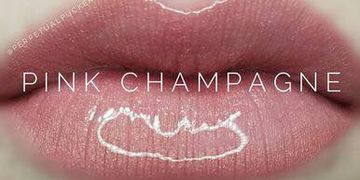 lipsense lip color pink champagne