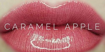lipsense lip color carmel apple