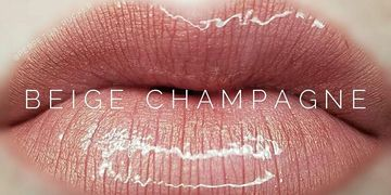 lipsense lip color beige champagne