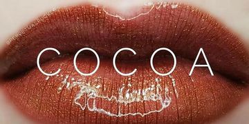 lipsense lip color cocoa