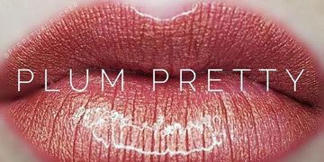 lipsense lip color plum pretty