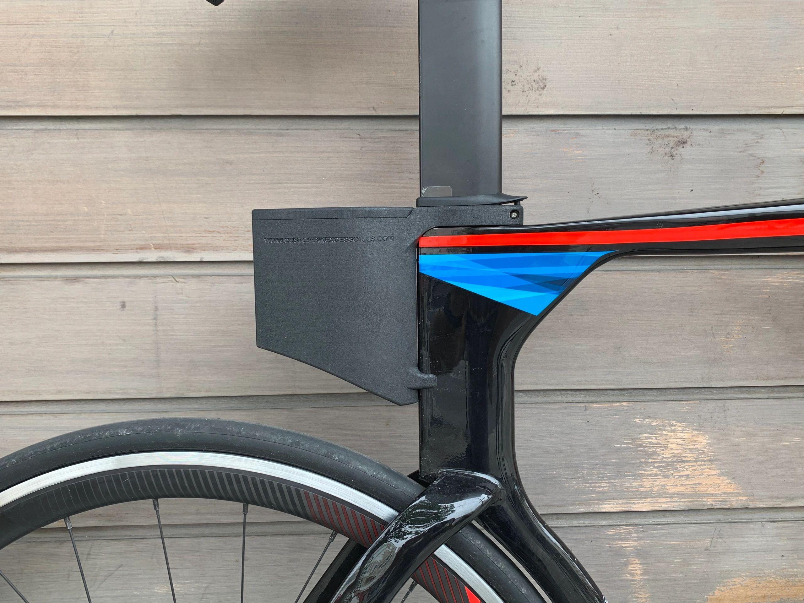 Rotatable Bike Handle Bar Mount For 25 mm Flashlight  #387