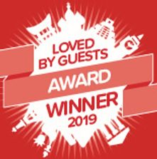 Hotels.com Loved by Guest Award