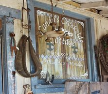 Antiques and collectables in Beaver Creek at McGuireville