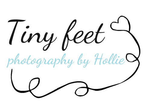 Tiny Feet Photography By Hollie