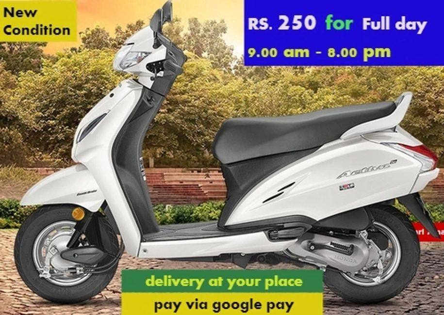 activa hire in mount abu, rentals in mount abu