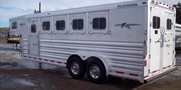 Sioux Falls Horse Trailers