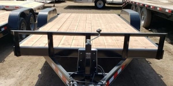 Sioux Falls Flatbed Trailers