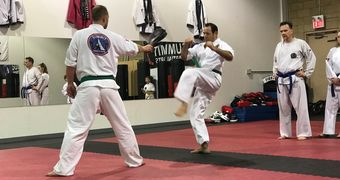Martial Arts Programs for Adults