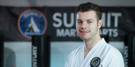 Instructor Max Stronge
