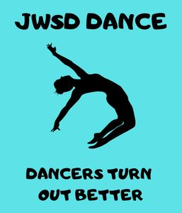 jwsd dance studio austin dance classes jazz ballet hip hop tap contemporary new t-shirt