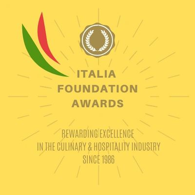 Italia Foundation Awards Logo