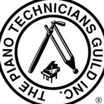 Owned and operated by a Registered Piano Technician (RPT) of the Piano Technicians Guild