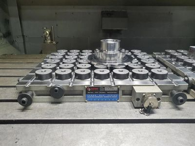 Magnetic chucks, Clamping magnets, Electromagnet chucks, Electropermanent magnet chucks