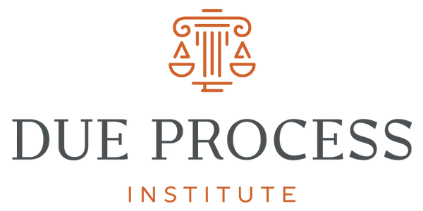 Due Process Institute logo