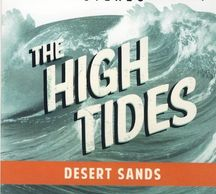 The High Tides (2012) 8 song CD recorded, mixed & mastered by Mario Pietrangeli at Downtown Sound